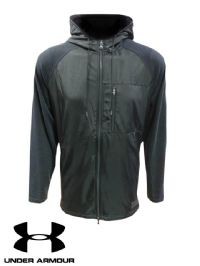 Men's Under Armour 'ColdGear' Full Zip Hoodie (1298650-001) x3: £14.95